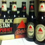 Bass Black & Tan Pub Kit