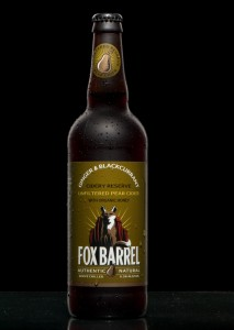 Fox Barrel Ginger & Blackcurrant Cider