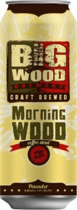 Morning Wood Coffee Stout