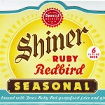 Spoetzl Brewery Shiner Ruby Redbird Seasonal